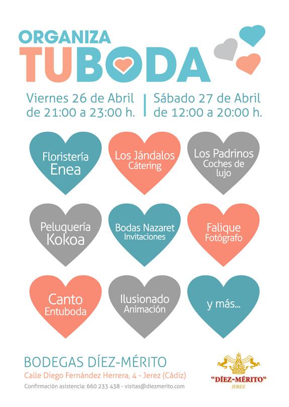Kokoa evento organiza tu boda bodega d ez m rito - Organiza tu boda ...